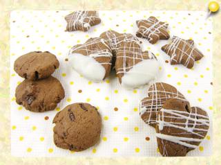 トリプルチョコクッキー