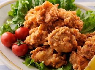 絶品 鶏肉のから揚げ