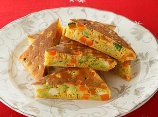 ホット ケーキ ミックス カレー パン
